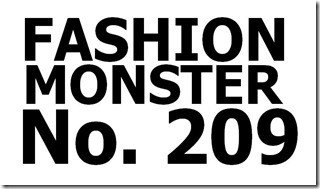Fashion monster no. 209 header