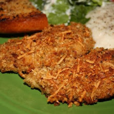 Italian Crusted Chicken