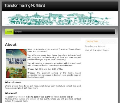 Northland Training website