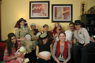 Homegroup Halloween 03