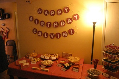 First Birthday Party - 18