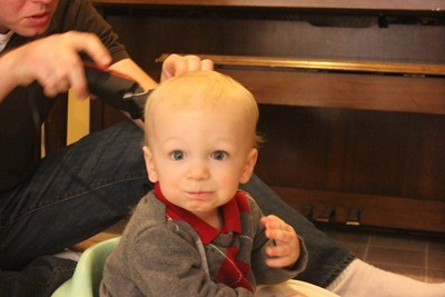 First Haircut - 03