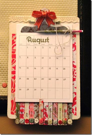Clip-Calendar