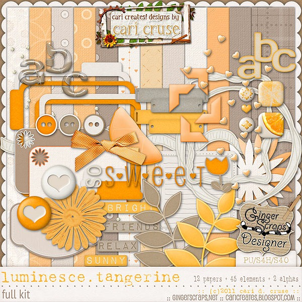 CariCruse_LuminesceTangerine-kit_Preview
