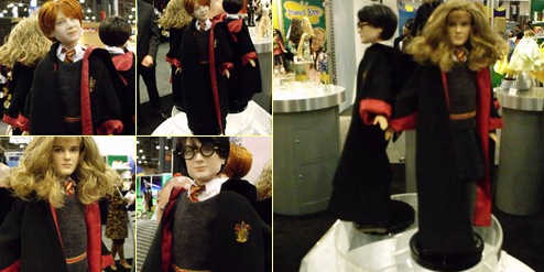 Exibir Harry Potter na Toy Fair 2010 - Tonner Doll - crédito ao Figures.com