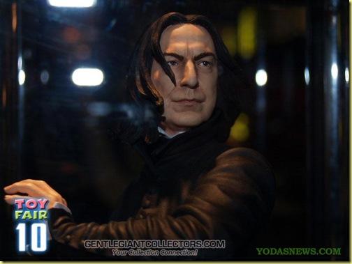Novo mini-busto Snape