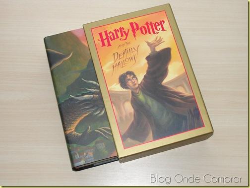 Harry Potter e as Relíquias da Morte - Edição Deluxe