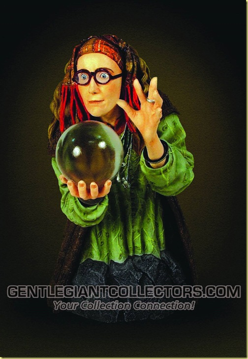 Mini-busto Professora Trelawney