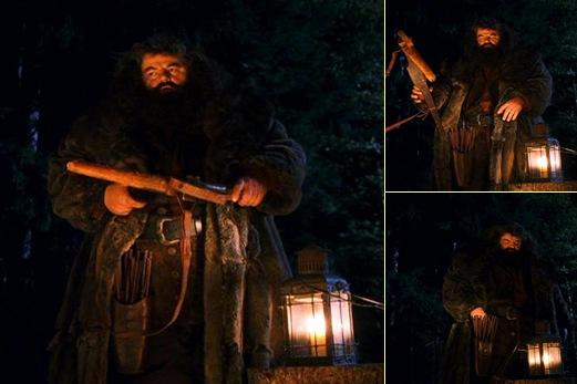 Exibir Hagrid - Fonte - Galeria Potterish