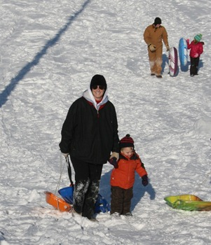 Sledding in MN Dec 2010 (23)