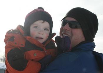 Sledding in MN Dec 2010 (40)