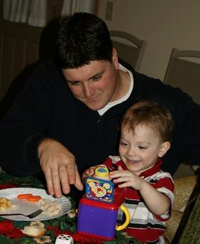 Roufs Christmas Eve 2010 (9)