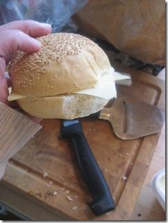Några skivor ost...