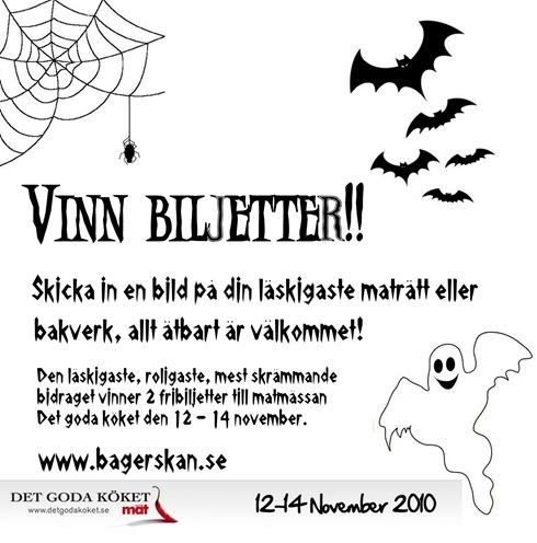 Halloween-tävling