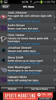 Screenshot of Fantasy Football Predictor '14