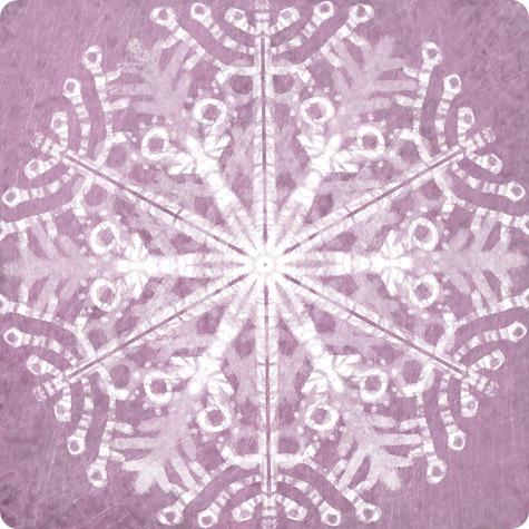 Снежинки2