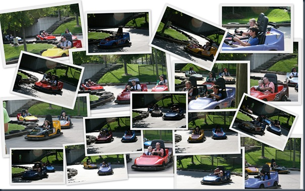 Go-Kart Collage