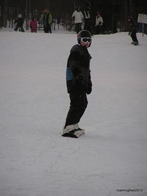 Rob_snowboarding