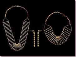 Ariane Arazi's wooden beads