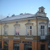 Вид з вікна готелю
