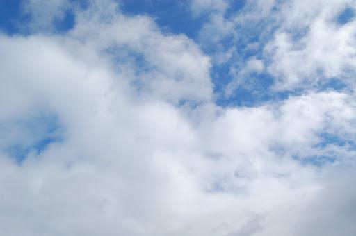 大阪的天空