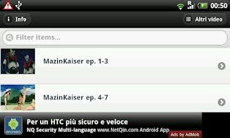 Screenshot of MazinKaiser