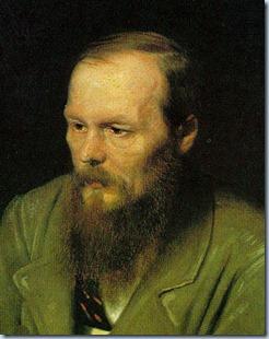2. Fyodor Dostoyevsky