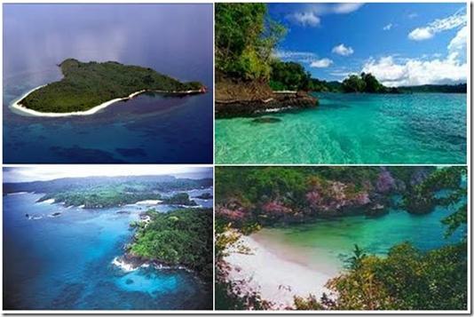 Pulau Buatan Terindah di Dunia