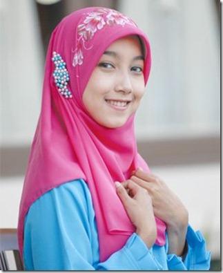 Model Jilbab Manis 7