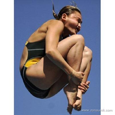 Lompat Indah lucu (4)