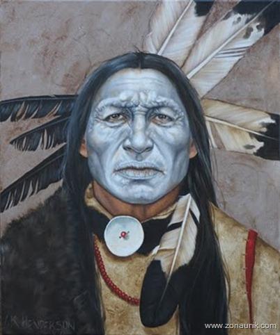 shaman by K Henderson