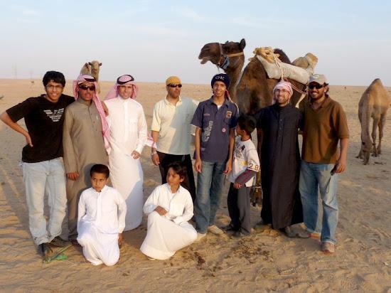 aventura  85  Arabia Saudí: La gran aventura con Vuela+