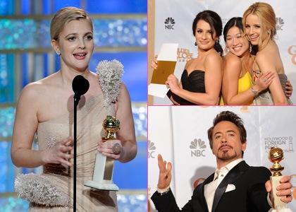 Ganadores Globos de Oro 2010