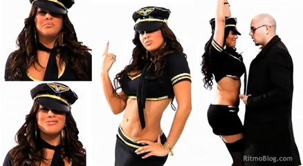 Policia de video del Pitbull