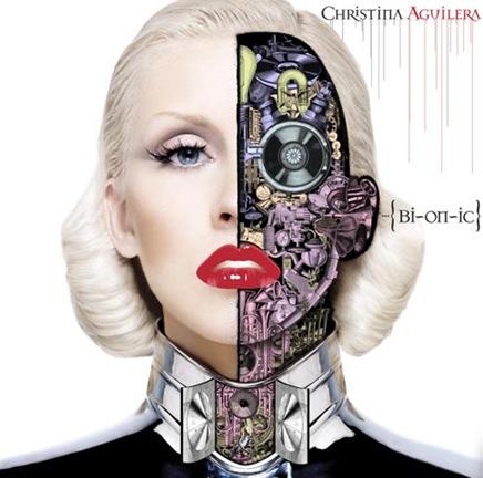 Nuevo disco de  Cristina Aguilera - Bionic