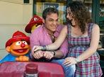 Ismael y Virna Flores embarazada