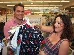 Ismael y Virna Flores embarazada 4