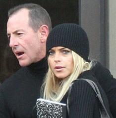 Michael Lohan y su hija Lindsay