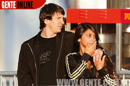 novia de messi 1