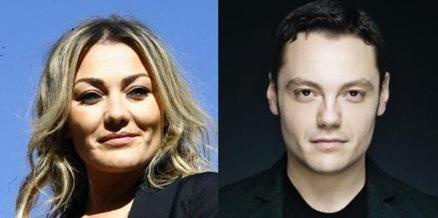 Amaia Montero y Tiziano Ferro cantarán juntos