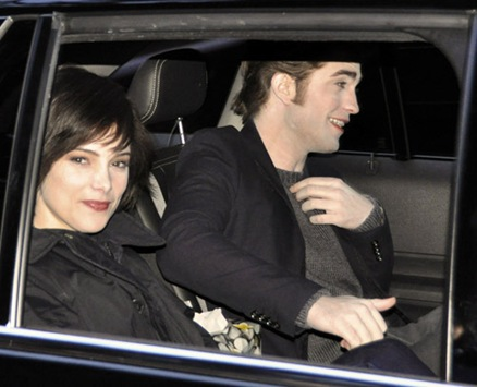 Ashley Greene, Robert Pattinson
