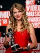 Taylor Swift en los MTV VMAs 2009