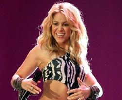 Shakira en la Clausura del Mundial Sudafrica 2010 | Concierto Final