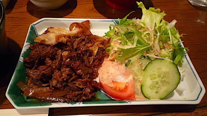 ポパイ Popeye 日替わり 定食 menú del día 福岡 Fukuoka