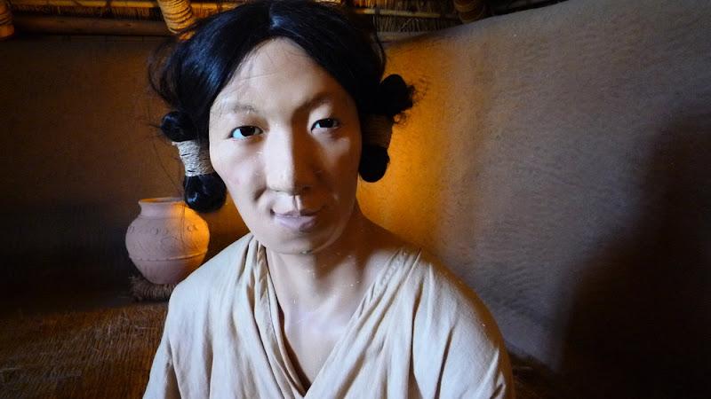 Yayoi, 弥生時代, Yoshinogari, 吉野ヶ里, Mononoke, もののけ姫, prehistoria, prehistory