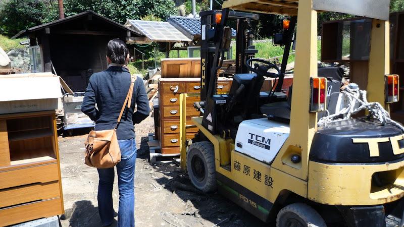 藤原建設, がらくた市, Fujiwara Kensetsu, Itoshima, 糸島