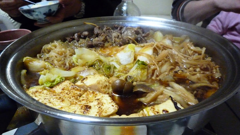sukiyaki, すき焼き, 鋤焼, 鍋, nabe, olla, puchero, steamboat