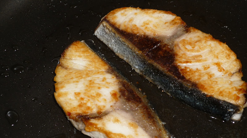 ぶり, buri, ブリ, 照り焼き, teriyaki, receta, recipe, レシピ, pescado, fish, 魚, DS, お料理ナビ, Cocina conmigo, Cooking Guide, yellowtail, Japanese amberjack, Seriola quinqueradiata