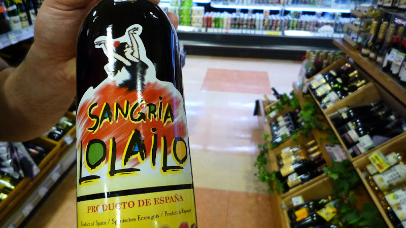 Sangria, Lolailo, サングリア, ロライロ, ワイン, vino, wine