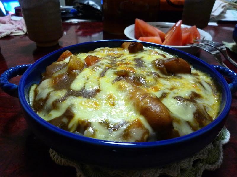curry, doria, gratinado, カレー, ドリア, gratinéed